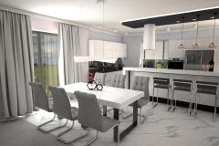 095.-kuchnia-biala-czarna-szara-polysk-plytki-carrara-rozowe-zloto-kitchen-white-grey-black-marble-gloss-pink-gold