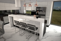 096.-kuchnia-biala-czarna-szara-polysk-plytki-carrara-rozowe-zloto-kitchen-white-grey-black-marble-gloss-pink-gold