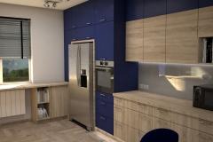 117.-kuchnia-dab-sonoma-granatowy-nowoczesna-kitchen-wood-dark-blue