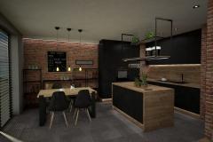 123.-kuchnia-loft-czarna-drewno-kitchen-loft-black-wood