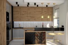 129.-kuchnia-szara-drewno-jodelka-zloty-kitchen-grey-wood-herringbone-gold