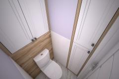 143.-mala-lazienka-prowansalska-bialy-drewno-carrara-lawendowy-small-bathroom-provencal-white-wood-lavender