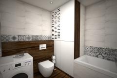 147.-lazienka-biala-drewno-patchwork-szary-bathroom-wood-white-bocchi