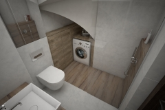 155.-lazienka-bialy-drewno-scianka-prysznicowa-misa-wc-bocchi-lustro-bathroom-white-wood-walk-in-mirror