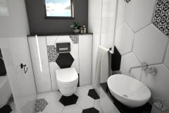 160.-lazienka-czarno-biala-heksagony-bathroom-white-black-hexagons