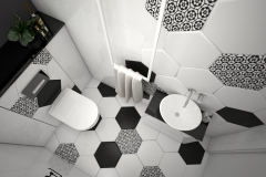 161.-lazienka-czarno-biala-heksagony-bathroom-white-black-hexagons