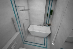 178.-lazienka-z-wanna-i-prysznicem-szara-z-turkusowa-mozaika-bathroom-shower-and-bath-mosaic