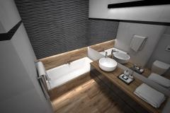 184.-lazienka-z-wanna-drewno-plytka-3d-szary-bialy-bathroom-bath-wood-tiles-grey-white