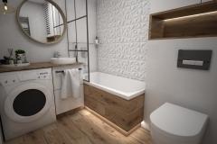 192.-lazienka-bialo-drewniana-okragle-lustro-bathroom-white-wood-cirkle-mirror