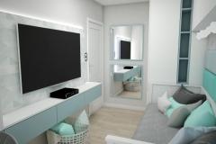 080.-pokoj-mlodziezowy-dla-dziewczynki-turkusowy-z-telewizorem-bialy-drewno-lustro
