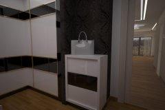 0003.-przedpokoj-glamour czarny bialy hall glamour black white