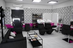 007.-Salon-fryzjerski-glamour-czarny-bialy-fuksja-rozowy