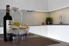 0008. kuchnia biala szara wysoki polysk kitchen white grey high gloss